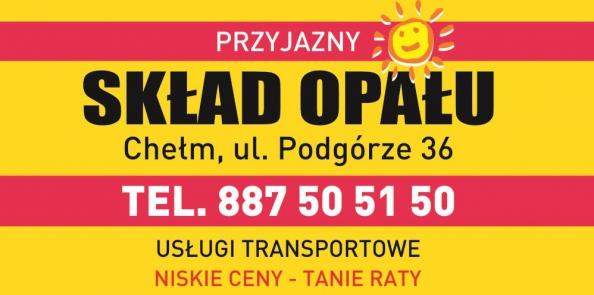 Skład Opału Ul Podgórze 36 Powiat Chelmskipl